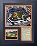 "Legends Never Die ""Detroit Tigers Tiger Stadium"" Framed Photo Collage, 11 x 14-Inch"