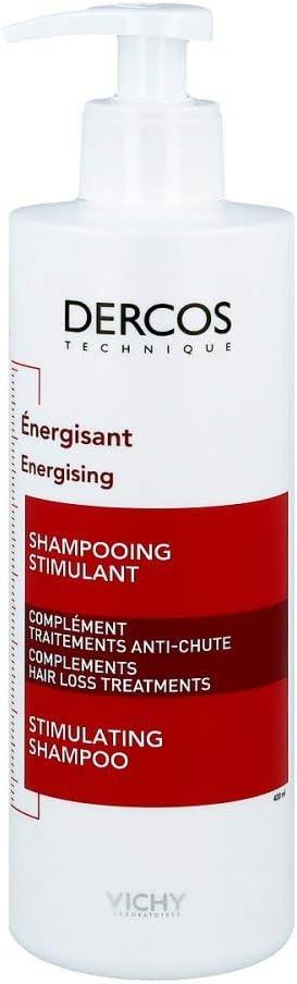 Champú Vichy Dercos Vital con aminexil, 400ml