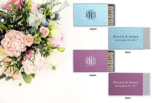 - Personalized Matches, Matchbox Wedding Favors, Wedding, A Perfect Match, Decorative Matchbox 29