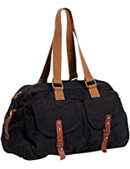 Vagabond Traveler Medium Travel Canvas Bag