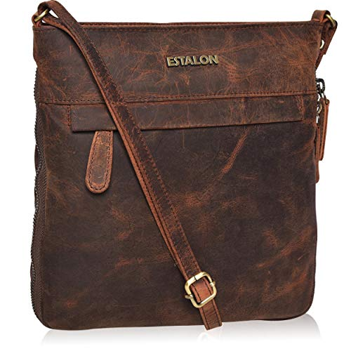 Leather Body Bag - 5