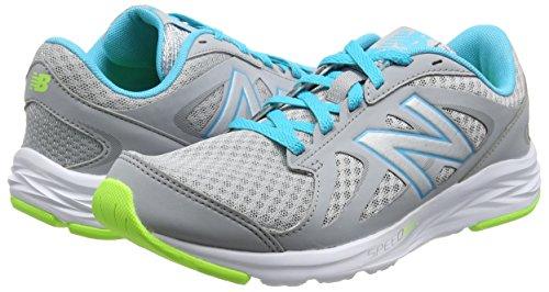 Multicolor Zapatillas grey New Deportivas Mujer Para Interior 490v4 Balance Uw4qw0F
