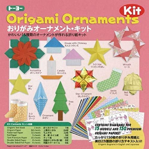 Amazon.com: Toyo Origami, Craft – Origami para variedad de ...