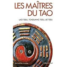 Coffret - Les maîtres du Tao