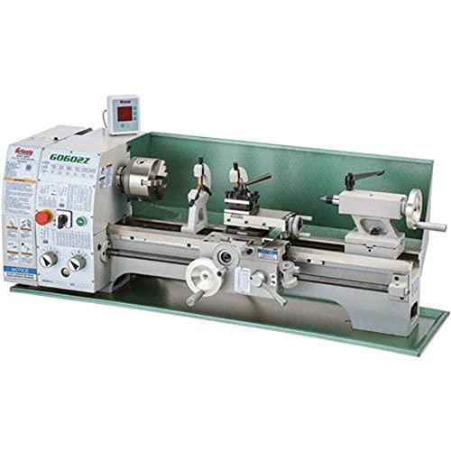 Grizzly Industrial G0602Z – 10 x 22 Benchtop Metal Lathe with DRO
