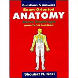 Buy Questions & Answers: Exam-Oriented Anatomy Above Diaphragm Book ...