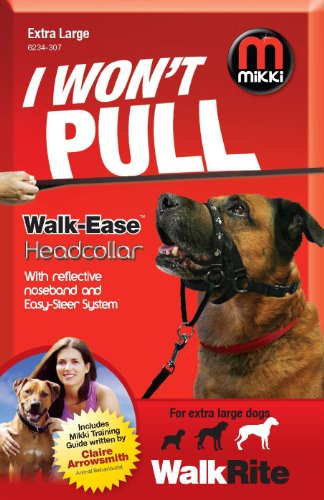 Interpet Mikki Walk Ease Headcollar Extra Large by Interpet Limited
