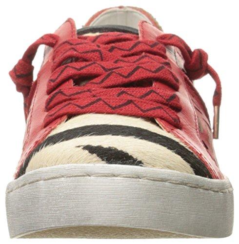 Vita Punk Dolce Fashion Sneaker Leather Red Z Women's 4dnnqT