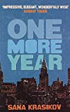 Front cover for the book One More Year by Sana Krasikov