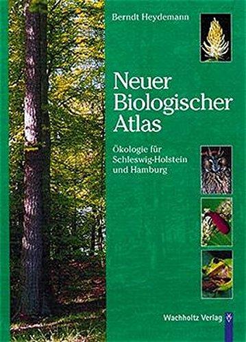Neuer Biologischer Atlas: Ökologie für Schleswig-Holstein und Hamburg