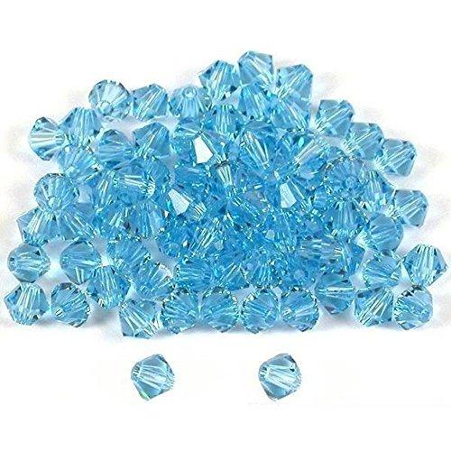 80 Alexandrite Bicone Made With Swarovski Crystal Beads 5301 4mm