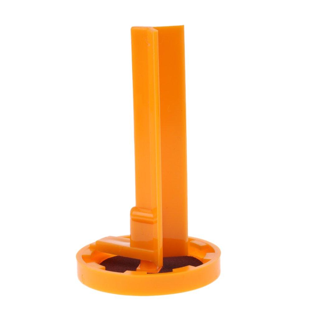 Sharplace Snooker En Plastique En Forme De L Pool Cue Pointe Pince Billard Porte Réparation Outils