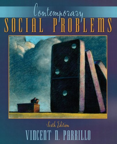 Contemporary Social Problems (6th Edition)