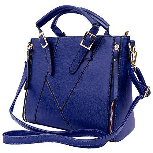 Vangoddy Pallia Satchel Tote Bag (Royal Blue) for Amazon,...