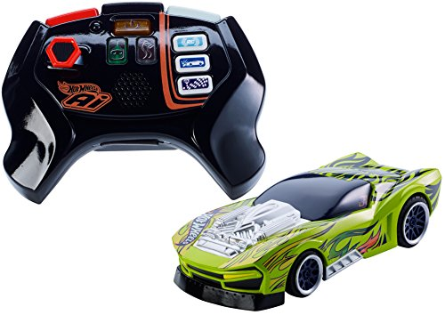 (Hot Wheels Ai Car and Controller Street Shaker Car & Controller)