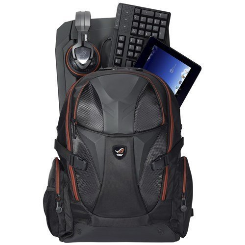 ASUS Republic of Gamers Nomad Backpack for 17-inches G-Series Notebooks by Asus