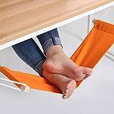 FEOOWV Office Foot Rest Stand Desk Feet Hammock