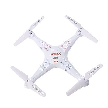 Syma - X5C Dron Quadcopter 4canales,6ejes,frecuencia 2.4G,color ...