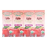 R.W. Knudsen Organic Juice - Apple - Case of 7 - 6.75 Fl oz.