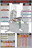 Recumbent Cycling Workout 24'' X 36'' Laminated Chart