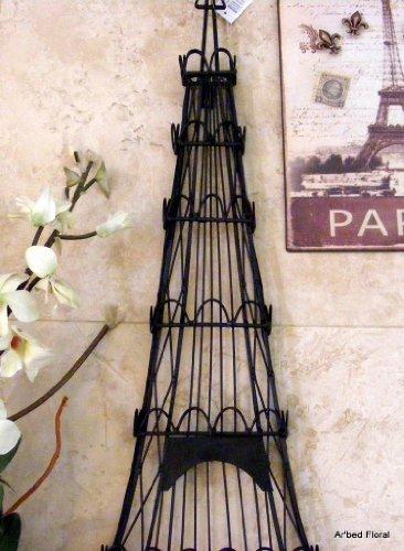 Amazon.com: Iron Eiffel Tower Jewelry Holder Wall Decor ~ 31