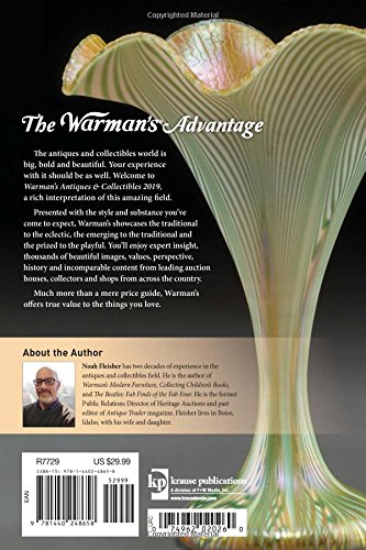 Warman's Antiques & Collectibles 2019