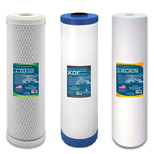 Express Water Replacement Cartridges Sediment
