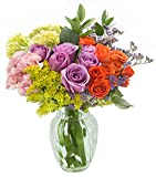 #6: KaBloom The Perfect Match Mixed Bouquet with Vase