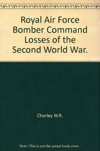 RAF Bomber Command Losses of the Second World War, 1942