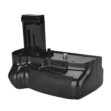 Newmowa Mango de Repuesto Battery Grip para Canon EOS 100D Cámara ...