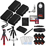 Professional Accessory Kit for the Canon 5D Mark IV DSLR Camera