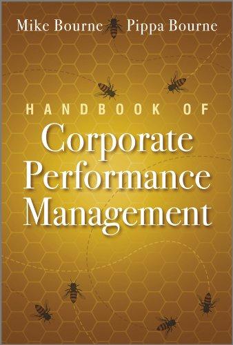 Download Handbook of Corporate Performance Management pdf epub