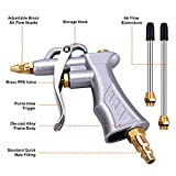 Professional Air Blow Gun with Copper Adjustable