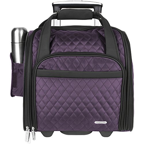 travelon-wheeled-underseat-carry-on-with-back-up-bag-quilted-microfiber-eggplant-one-size