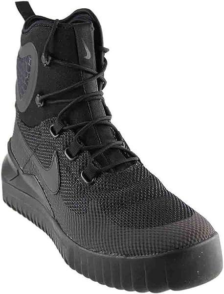 premium selection dfe2e 89991 Nike Mens Air Wild Mid Boots Black Black-Anthracite 916819-001 Size 8