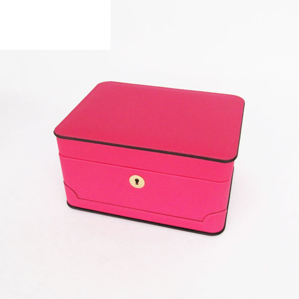 jewel box/Fine jewelry storage sorting boxes/a covered box of beauty-A
