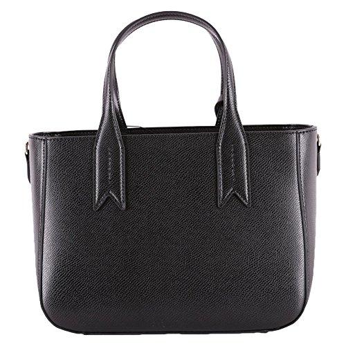 Noir Logo Armani Emporio Noir Handbag Eagle Femme BgFvzSq