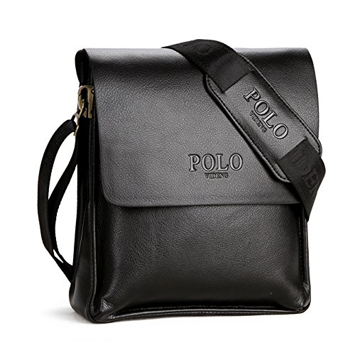(jn1011-d2) Shoulder Bag For Men Cowhide With The Top Bag 3-way Shoulder Bag 2 Models Genuine Leather Black-bag 1 Bronze Layer