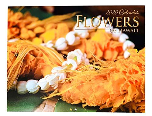 Island Heritage 2020 Hawaiian Wall Calendar 12 Month (Flowers of Hawaii)
