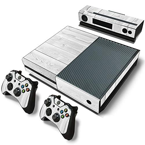 Wood Vinyl Skin Sticker Protector For Microsoft for Xbox One and 2 controller skins Stickers for for Xbox One ,4