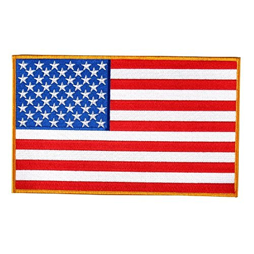 American Flag Tactical morale hook Patch (5