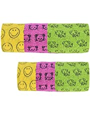 3PCS Vet Tape wrap wrap Bandage Adhesive wrap Bandage for The Pets (cat Dogs Horse and Other Animal) who was injure or Have Wounds 7.5CM