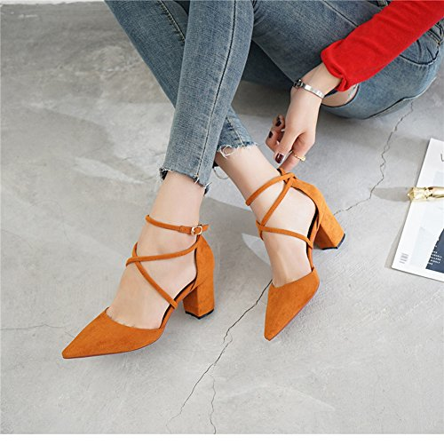 pour Bateau 2 Femme Chaussures JIANGU qEPRgOw