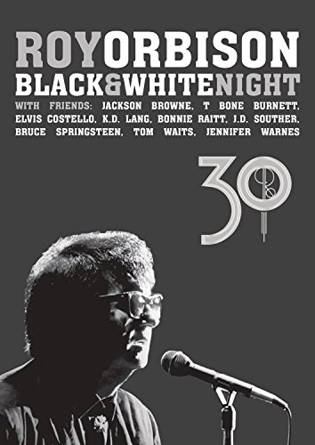 CD : Roy Orbison - Roy Orbison and Friends: Black & White Night (With Blu-Ray, 2 Disc)