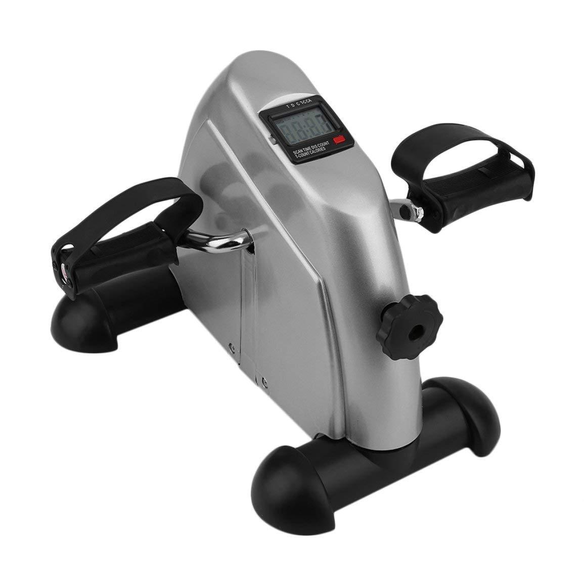 Compra calidad 100% autentica Reducción de precio Fantasyworld Inicio ejercitador Baño Baño Baño Turco Mini Pedal de Bicicleta de Ejercicios Pantalla LCD Cubierta Bici de Paso a Paso para la Edad y jóvenes  hasta 42% de descuento
