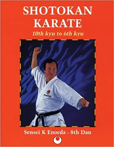 Book Shotokan Karate 10th kyu to 6th kyu by Sensei K. Enoeda (2003-03-04)