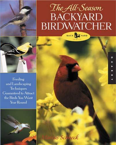 All-Season Backyard Birdwatcher (Quarry Book) pdf epub