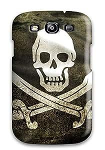 Heidiy Wattsiez's Shop Awesome Design Skull Hard Case Cover For Galaxy S3