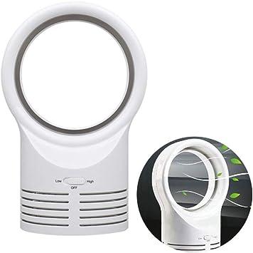 Mini Ventilador, Recargable Ventilador PortáTil Sin Cuchilla para ...