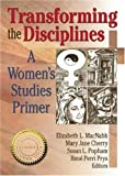 Transforming the Disciplines, Mary Jane Cherry, 1560239603